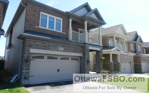 Immaculate 2 Story Family Home, 2 Years new, in sought after Blackstone, Kanata